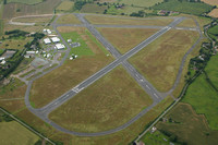Aerial views of Halfpenny Green - July 2007