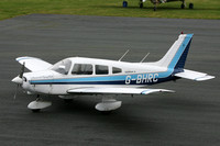 G-BHRC PIPER PA-28-161 Cherokee Warrior II