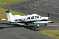 G-BOBA Piper PA-28R 201 Arrow III