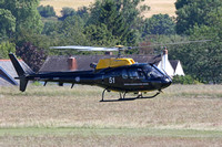 ZJ251 DHFS Aerospatiale AS350BB Squirrel HT.2 c/n 3042
