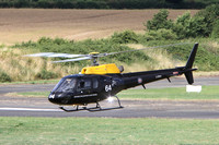 ZJ264 DHFS Aerospatiale AS350BB Squirrel HT.1 c/n 2992