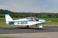 G-BGXR Robin HR-200-100 Club  c/n 53