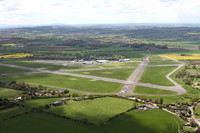 Halfpenny Green Airfield Look SSW May 2013