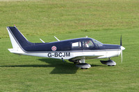 G-BCJM Piper PA-28-140 Cherokee