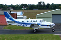 F-GIDL Beech C90A King Air  LJ-1224