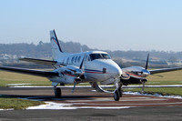 G-CFBX Hawker Beechcraft King Air C90GTI  c/n LJ-1890