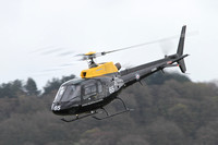 ZJ265 DHFS Aerospatiale AS350BB Squirrel HT.1 c/n 2995
