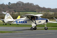 G-ARKN Piper PA-22-108 Colt