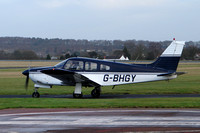 G-BHGY Piper PA-28R-200-2 Cherokee Arrow II