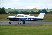 G-AWBC Piper PA-28R-180 Cherokee Arrow