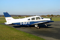 G-BUFH Piper PA-28-161 Warrior II