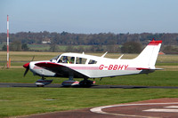 G-BBHY Piper PA-28-180 Cherokee Challenger