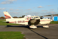 G-BRUB Piper PA-28-161 Cherokee Warrior II