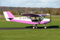 G-OYTE Rans S6-ES Coyote II