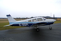 G-BSPI Piper PA-28-161�Cherokee Warrior