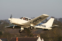 G-BPKM Piper PA28-161 Warrior II