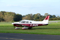 G-BHZE Piper PA-28-181 Cherokee Archer II