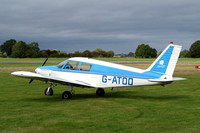 G-ATOO Piper PA28 140 Cherokee
