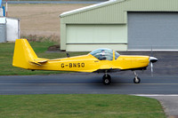 G-BNSO Slingsby T-67M Firefly Mk2