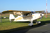 G-ATBX Piper PA-20-135 Pacer