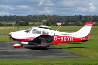 G-BOYH�Piper PA-28-151 Cherokee Warrior�