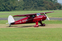 G-BVGW Luscombe 8A