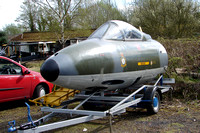 XE597 Hawker Hunter (Nose) FGA.9