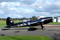 G-BCSL De Havilland DHC-1 Chipmunk 22  c/n C1/0524