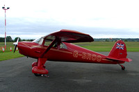 G-BROO Luscombe 8E Silvaire Deluxe