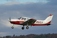 G-BSCY Piper PA-28-151 Cherokee Warrior