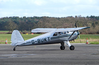 G-BUKT Luscombe 8E Silvaire  c/n 2197